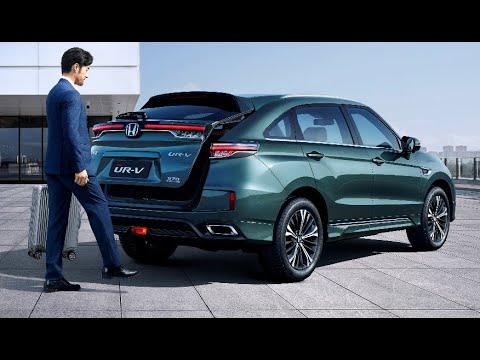 New 2020 Honda Avancier Best Premium White Suv Exterior And