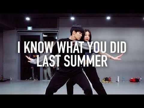 I Know What You Did Last Summer - Shawn Mendes, Camila Cabello / Tina Boo X Jun Liu Choreography