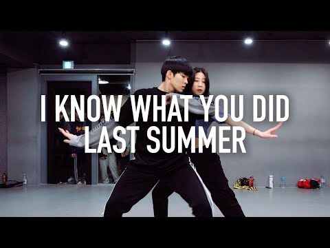 I Know What You Did Last Summer - Shawn Mendes Camila Cabello  Tina Boo X Jun Liu Choreography