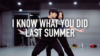 I Know What You Did Last Summer - Shawn Mendes, Camila Cabello / Tina Boo X Jun Liu Choreography