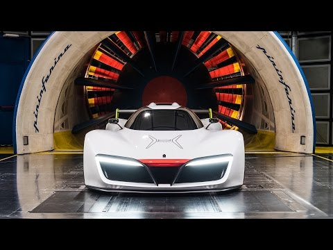2016 Pininfarina H2 Speed Concept 503 HP - The Full Power of Hydrogen