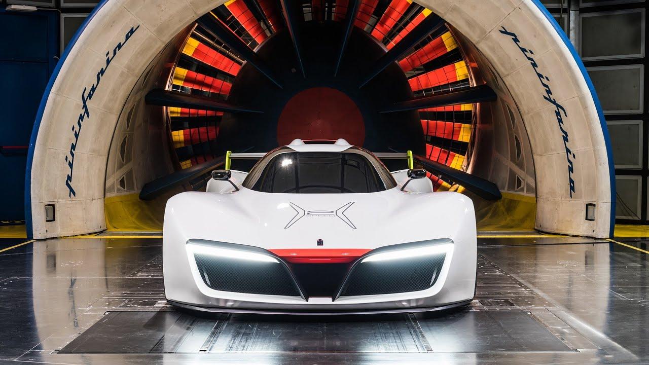Pininfarina H2 Speed Concept: 2016 Pininfarina H2 Speed Concept 503 HP