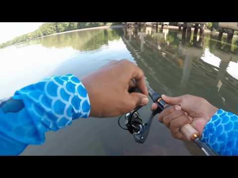 Tarpon @ Ikan Bulan Sungai Petani Hunt V2