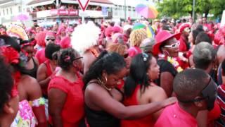 Carnaval 2015 martinique fdf mardi gras groupe A