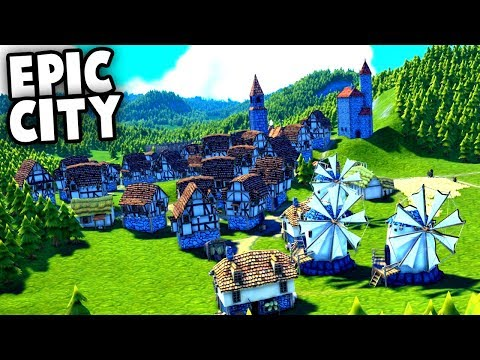 Medieval CITY EMPIRE!  Massive Expansion! (Foundation Gameplay Ep 3)