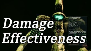 Warframe   How Damage Works #6: Weaknesses & Resistances