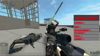 (ROBLOX MOD MENU) LALALA - Phantom Forces Montage