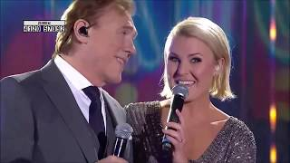 Christer Sjögren och Elisa 2016 Save The Last Dance For Me
