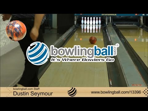 Bowlingball.com Brunswick Vintage Inferno Bowling Ball Reaction Video Review