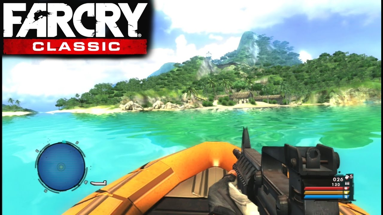 Far Cry Classic Ps3 Youtube