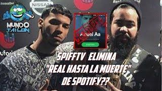 Anuel AA - Spifftv Elimina