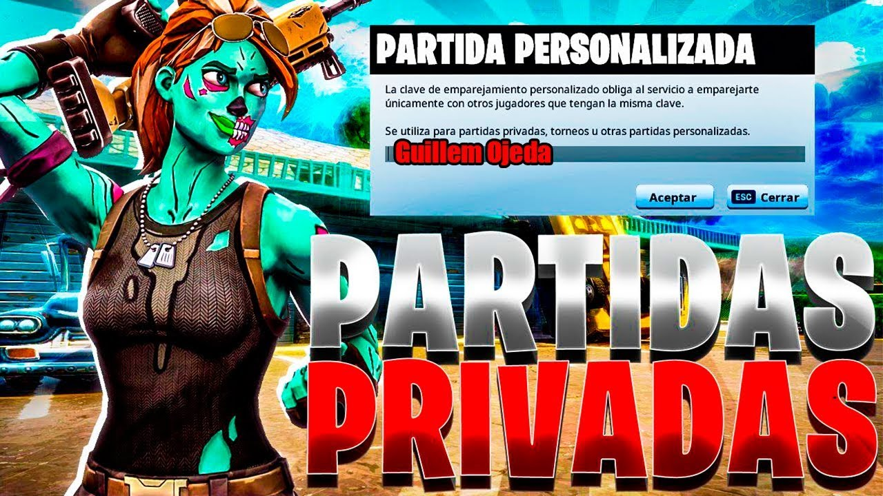 Partidas Privadas Ahora Fortnite En Directo Privadas Personalizadas Fortnite Youtube