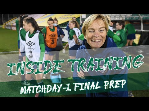 INSIDE TRAINING | MD-1 Final Preparations