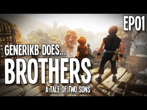 """Generikb Does Brothers Ep01 - """"I Instantly Regret Naming This Series ;-)"""""""