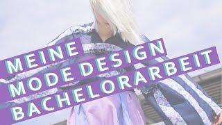 Meine Modedesign Bachelorarbeit MeMake