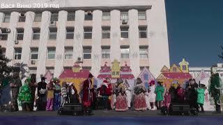 Бендеры Рождественская ярмарка 5 Января 2019 год часть 13