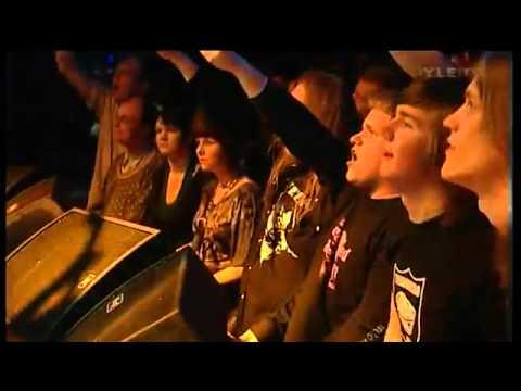 Crucified Barbara - Live In Helsinki (2006)