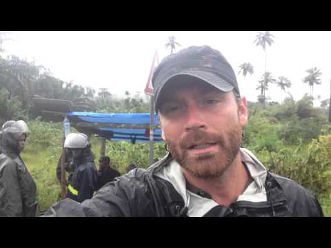 A short dispatch on quarantine efforts in Sierra Leone