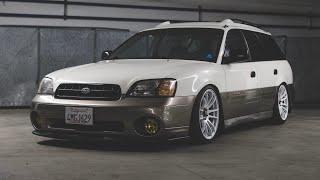 Cole's Slammed Subaru Outback || 4K