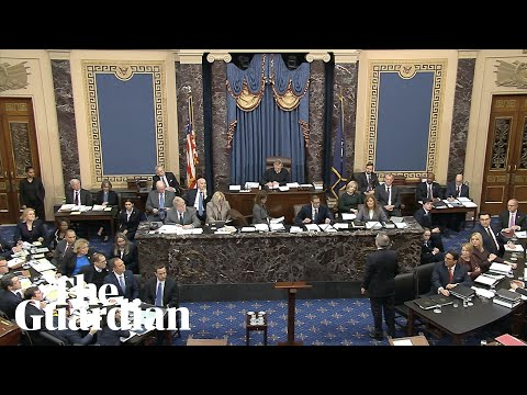 Trump Impeachment: Trial Begins In US Senate – Watch Live