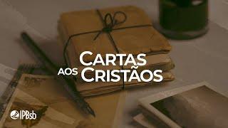 2021-04-18 - Cartas aos Cristãos - 2Tm 1 - Bel. Rogério Vieira - Transmissão Matutina
