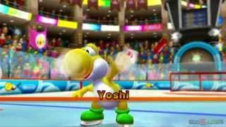 Mario Sport Mix - Gameplay Wii (Original Wii)