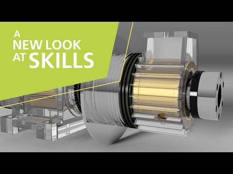 A New Look At Skills, 2015: 05 – Mechanical Engineering Design – CAD