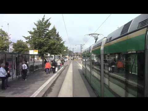 Helsinki Tramways Route 7B Pasila - Pasila Full Circle