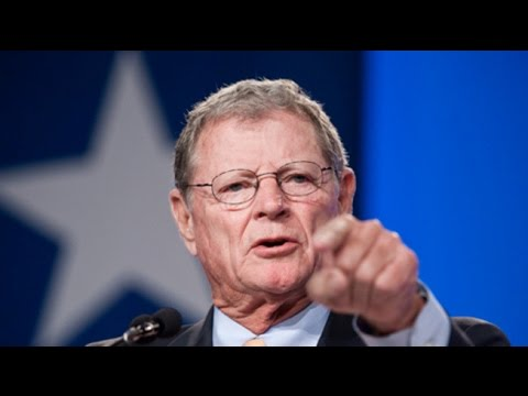 Climate Change is a Hoax Says Incoming Chair of Senate Environment Committee