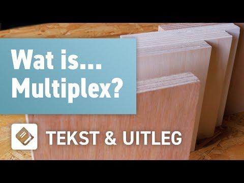 Wat is Multiplex? | OPMAATZAGEN.nl
