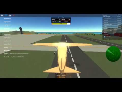 ROBLOX flight simulator 300 veiw special with the mighty A10 and cessna caravan
