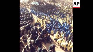 South Africa Zion Christian Church Celebrate Easter -  1980