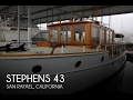 Used 1931 Stephens Brothers 43 for sale in San Rafael, California