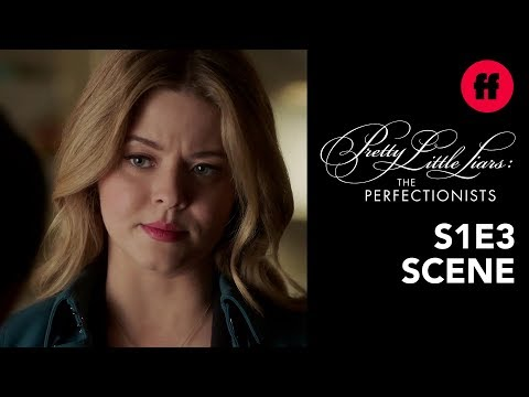 Pretty Little Liars: The Perfectionists | Season 1, Episode 3: Alison Has A Theory | Freeform