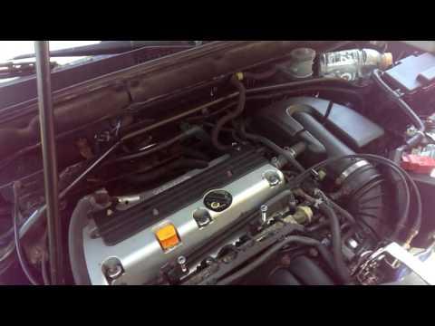 Honda Crv Tensioner problem