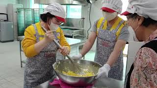도울봉사회 회원님들께서 직접 만든 사랑의 빵 사회복지시…