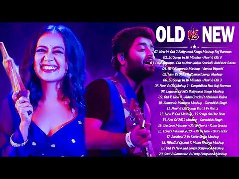 Old Vs New Bollywood Mashup 2021 | Latest Hindi Remix Mashup 2021_Romantic Mashup, INDIAN SONGS 2021
