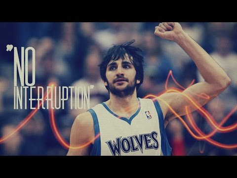 "Ricky Rubio Mix - ""No Interruption"" ᴴᴰ"