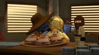 Лего - Звёздные Войны - Хроники Йоды 2 эпизод