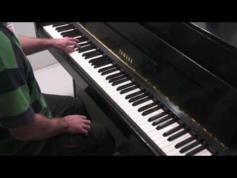 Chopin Etude Op.10 No.3 - middle section  - practice & tutorial - Paul Barton, piano