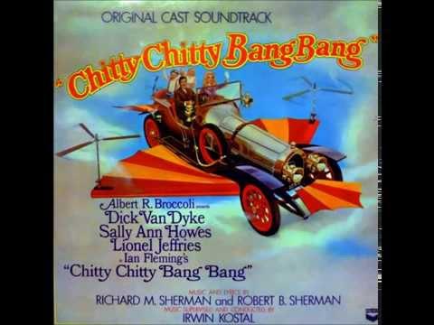 Chitty Chitty Bang Bang Original Cast Soundtrack (1968)