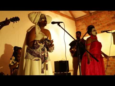"Mthwakazi sings ""Isihobe"" (Composer and Author - Luyolo Lenga)"