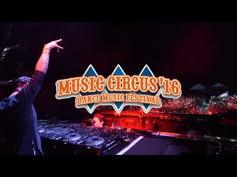 MUSIC CIRCUS'16 (10/8.9) - Official After movie FULL version