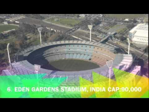 Top 10 Biggest Stadiums in Asia