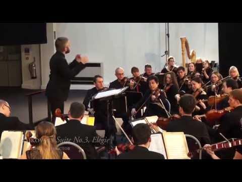 Tchaikovsky: Suite No.3, Elégie - Kirill Karabits & Bournemouth Symphony Orchestra