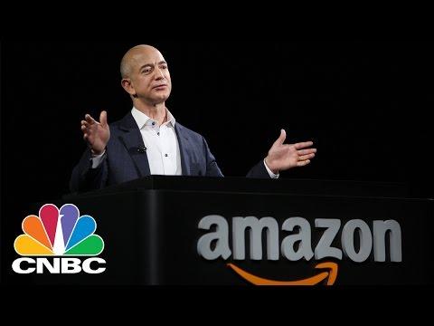 Amazon's Jeff Bezos Is Within Striking Distance Of Microsoft's Bill Gates: Bottom Line   CNBC