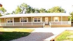 Wyoming 4 Bed 2 Bath Covered Porch Modular Homes Poteet TX 210-215-2572