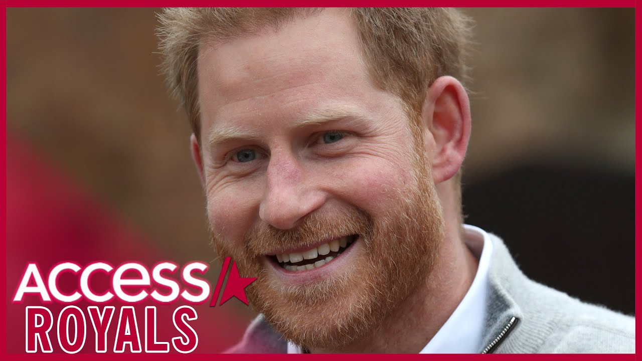 Prince Harry Is Taking on a New Job Title: Chief Impact Officer at ...