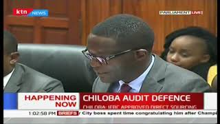 Former IEBC CEO Chiloba says commission agreed on direct procurement of KIEMS kits