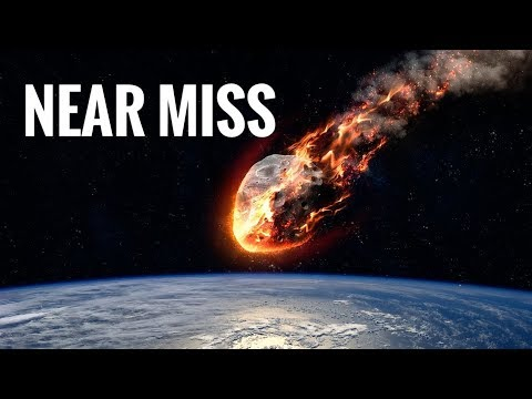 Asteroid 2019 OK Near Miss With Earth!!!!!!